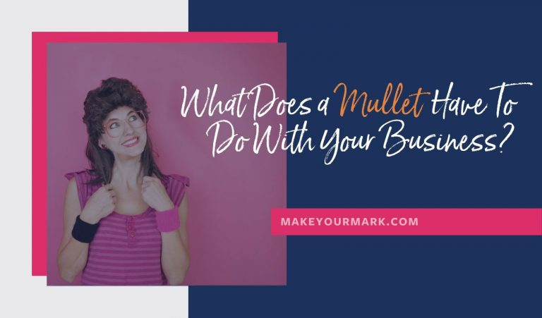 women with the mullet be yourself in your coaching business
