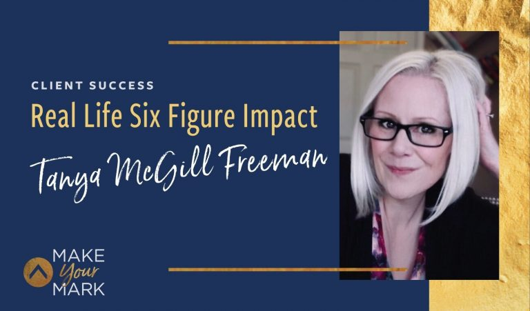 Client Success Tanya McGill Freeman