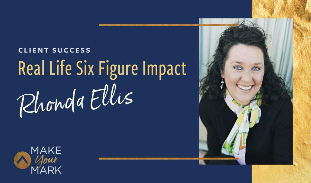 Client Success Rhonda Ellis