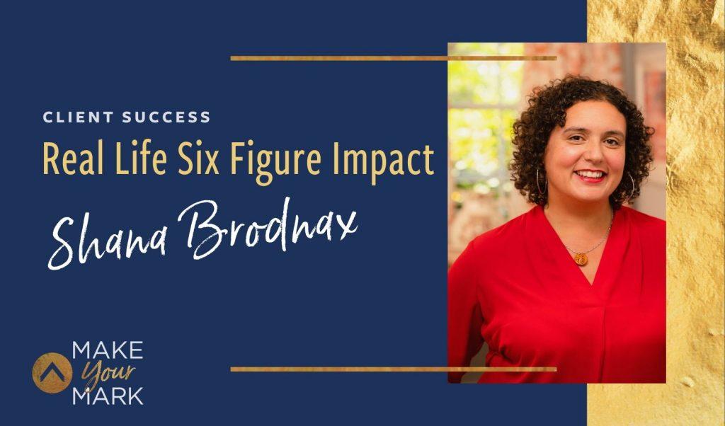 Client Success Shana Brodnax
