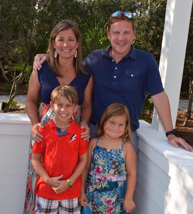 Krista Martin and family of Make Your Mark and Six Figure Impact Academy