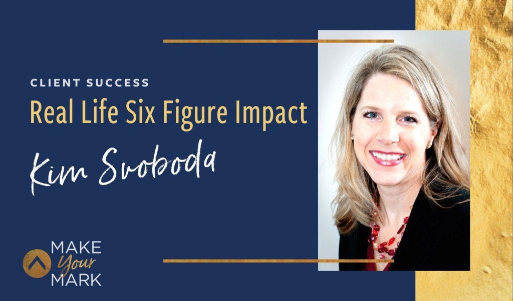 Client Success Kim Svoboda